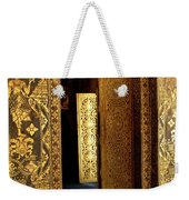 Golden Doorway 2 Weekender Tote Bag