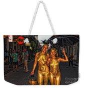 Golden Girls Of Bourbon Street  Weekender Tote Bag
