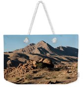 Golden Gold Butte Weekender Tote Bag