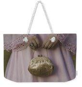 Golden Handbag Weekender Tote Bag