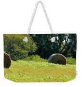 Golden Hay Day Weekender Tote Bag