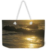 Golden Maui Sunset Weekender Tote Bag