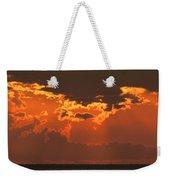 Golden Orange V5 Weekender Tote Bag