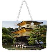 Golden Pavilion, A Buddhist Temple Weekender Tote Bag