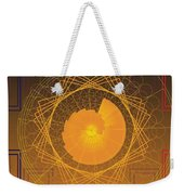Golden Ratio 2012 Weekender Tote Bag