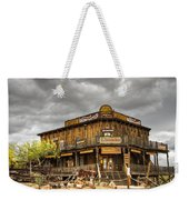 Goldfield Ghost Town - Peterson's Mercantile  Weekender Tote Bag