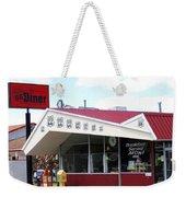 Goldie's Route 66 Diner  Weekender Tote Bag