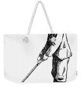 Golf, 1891 Weekender Tote Bag