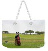 Golf Bag Weekender Tote Bag