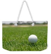 Golf Ball Weekender Tote Bag