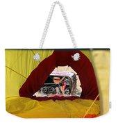 Gondola Envelopment Weekender Tote Bag