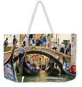 Gondolas Galore Weekender Tote Bag