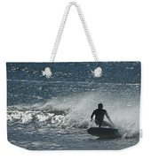 Gone Surfing Weekender Tote Bag