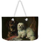 Good Companions Weekender Tote Bag by Earl Thomas