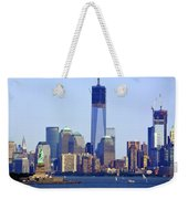 Good Day For Sailing Weekender Tote Bag