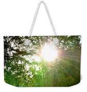 Good Day Sunshine Weekender Tote Bag