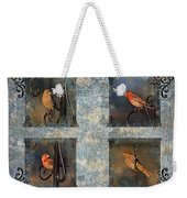 Good Moning Sunshine Collage Weekender Tote Bag