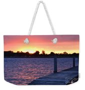 Good Morning From Marysville Michigan Usa Weekender Tote Bag
