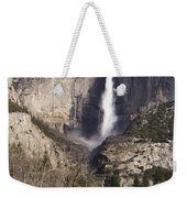 Good Morning Yosemite Weekender Tote Bag