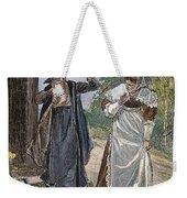 Goodwife Walford, 1692 Weekender Tote Bag