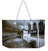 Goolwa Station Weekender Tote Bag