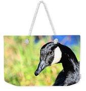 Goose Art Weekender Tote Bag