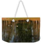 Goose Goose Duck Goose Weekender Tote Bag