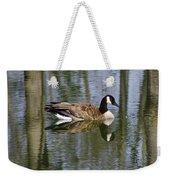 Goose Reflections Weekender Tote Bag