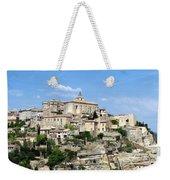 Gordes In Provence Weekender Tote Bag