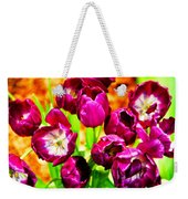Gorgeous Tulips Weekender Tote Bag