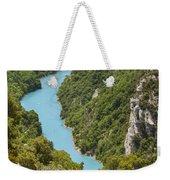 Gorges Du Verdon Weekender Tote Bag