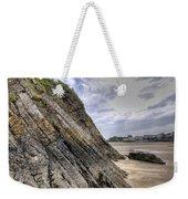 Goscar Rock Tenby 3 Weekender Tote Bag