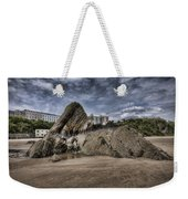 Goscar Rock Tenby 4 Weekender Tote Bag