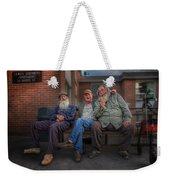 Gossips And Rumour Mongers Weekender Tote Bag