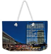 Gotham At The Plaza Weekender Tote Bag