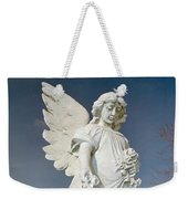 Gothic Blue Sky Weekender Tote Bag