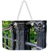 Gothic Design Weekender Tote Bag