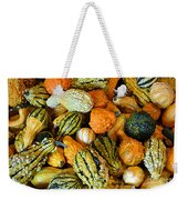 Gourdgeous Weekender Tote Bag by Kevin Fortier