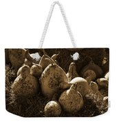 Gourds In Sepia Weekender Tote Bag