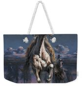 Grab The Fast Horse Weekender Tote Bag