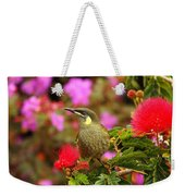 Graceful Honeyeater Weekender Tote Bag