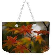 Graceful Layers Weekender Tote Bag