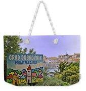 Grad Dubrovnik Weekender Tote Bag