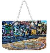 Graffiti Playground Weekender Tote Bag