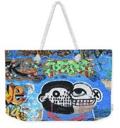 Graffiti Provence France Weekender Tote Bag