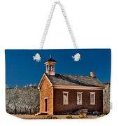 Grafton Schoolhouse Weekender Tote Bag