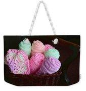 Grammy's Yarn Basket Weekender Tote Bag