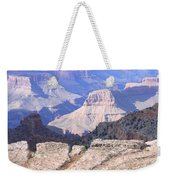 Grand Canyon 17 Weekender Tote Bag