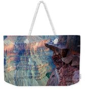 Grand Canyon A Place To Stand Weekender Tote Bag