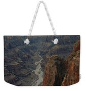 Grand Canyon-aerial Perspective Weekender Tote Bag